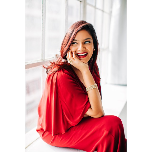 Composer Raashi Kulkarni is an Urban Asian Woman who Inspires! Read more about her new album, 'Afterglow'