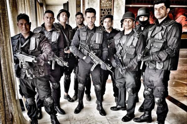 Arjan BAjwa on State of Seige 26/11