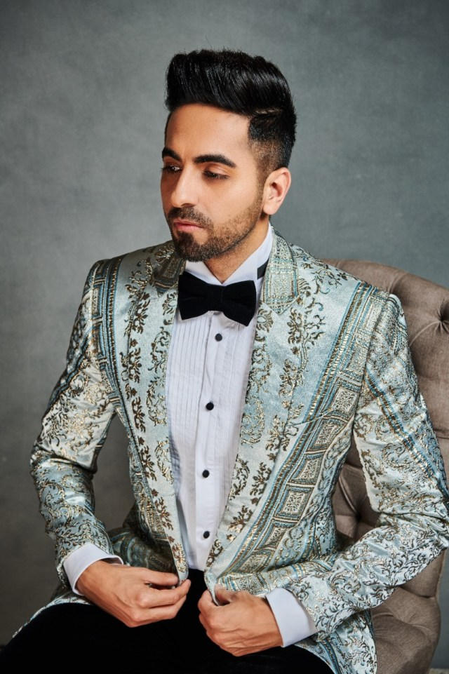 Ayushmann Khurrana: 'I'm deeply inspired by the heroism of self-made, idealistic people of India'