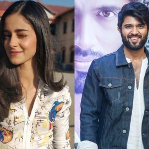 Ananya Panday To Star Opposite Vijay Deverakonda