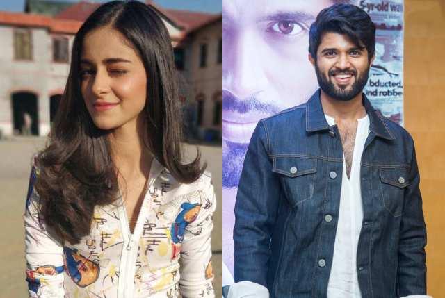 Ananya Panday To Star Opposite VijayDeverakonda