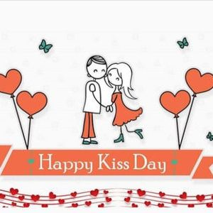 Happy Kiss Day 2020