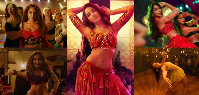 Nora Fatehi Dance Numbers