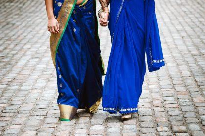 """Valentine's Pride: Praanee and Alyy - """"We're Desi, Gender-fluid and In Love"""""""