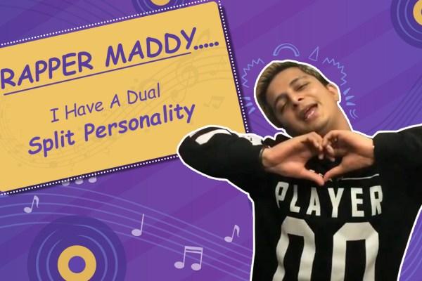 Rapper-Maddy