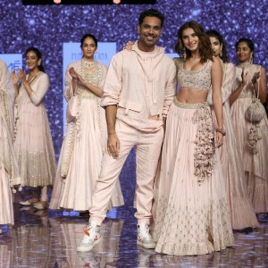 PUNIT BALANASVA During the Lakme Fashion Week Summer Resort 2020 at Jio Gardens in Mumbai, India on February 15th, 2020. Photo : FS Images / Lakme Fashion Week / IMG Reliance