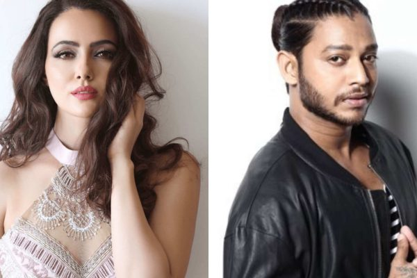 Sana Khan And Ex-Boyfriend Melvin Louis