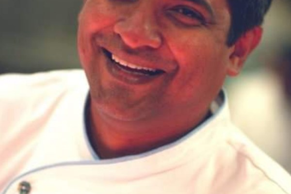 Indian Chef Floyd Cardoz