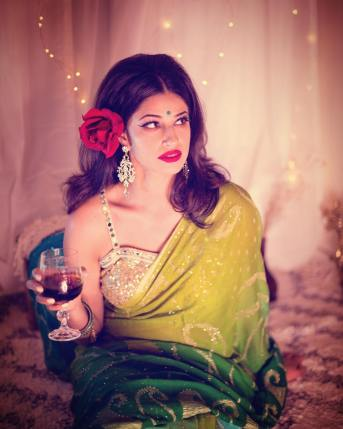 Crown The Brown: Richa Shukla Moorjani Never Have I Ever