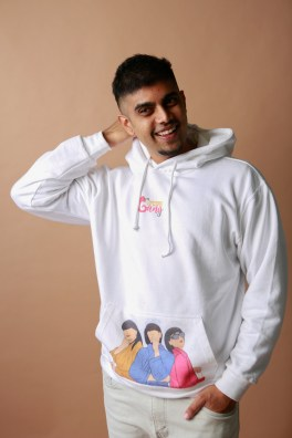 Exclusive: Prev Reddy Releases 'Garam Gang' Merchandise!