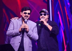Sajid-Wajid, the musical duo