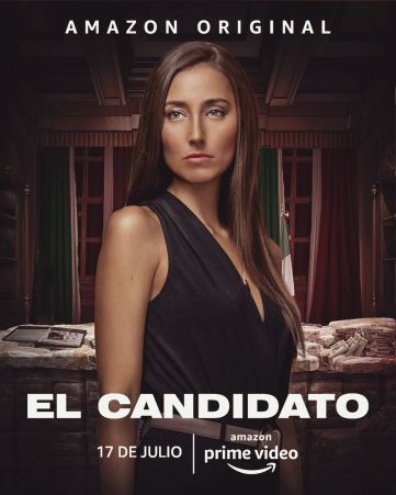 "El Candidato Exclusive: Sofia Sisniega ""As An Actress You Have To Be Transparent"""