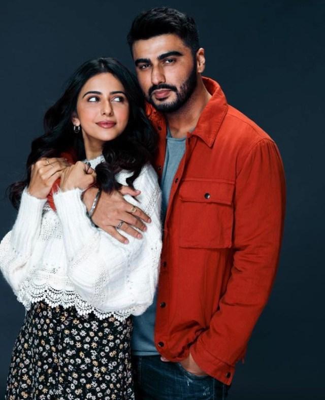 Arjun Kapoor and Rakul Preet Kaur