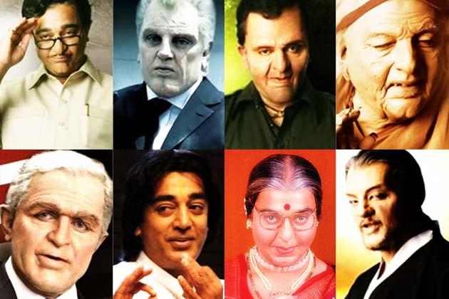 Kamal Haasan Roles