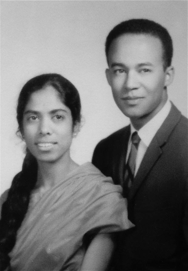 Kamala Harris' Parents