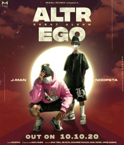 Noopsta's Altr Ego Album