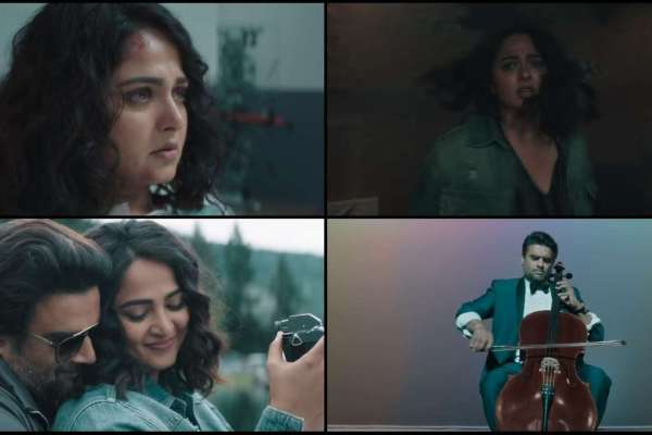 R Madhavan And Anushka Shetty