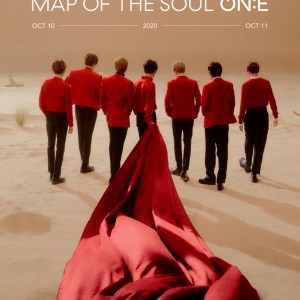 "BTS' Online Concert ""Map Of The Soul On:e"" Coming Up In October"