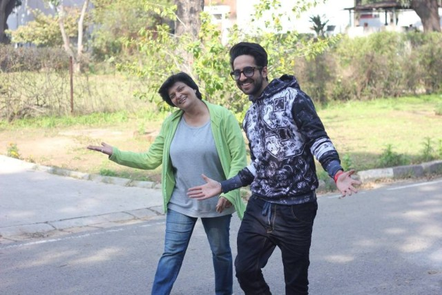 'Ayushmann's humility is his appealing quality!' : says Ayushmann's mass communication professor Archana R. Singh