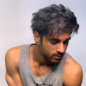 Pulkit Samrat Sports A Unique Salt And Pepper Hairstyle For Taish