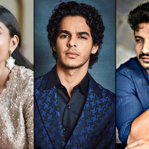 Ishaan Khatter Joined By Mrunal Thakur, Priyanshu Painyuli In Pippa