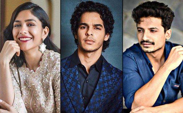 Ishaan Khatter Joined By Mrunal Thakur, Priyanshu Painyuli In Pippa
