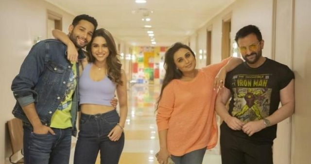 'Bunty Aur Babli 2' Film Completed After All Cast Members Wrap Up Dubbing