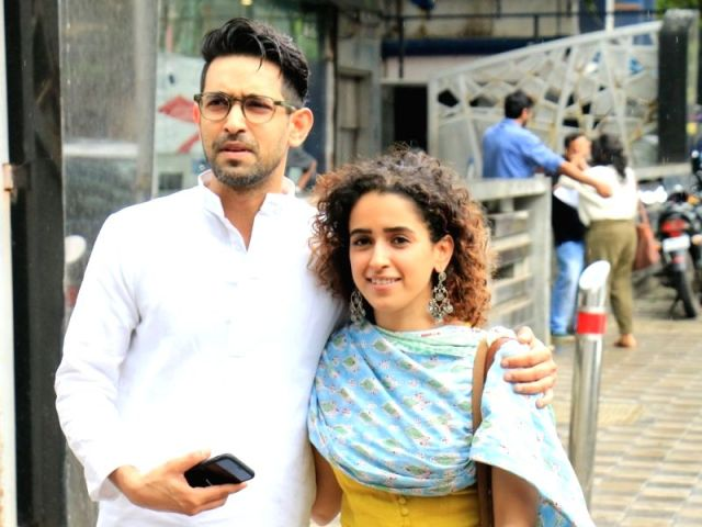 Vikrant Massey & Sanya Malhotra To Star In Shanker Raman's Film