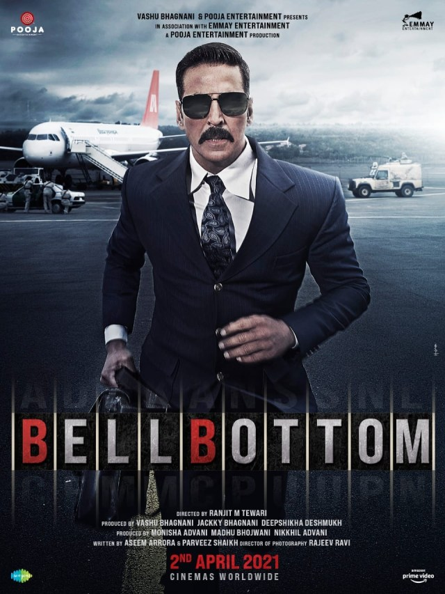 Akshay Kumar's Bellbottom Becomes The First Film In The World To Start And Finish Shooting During The Pandemic