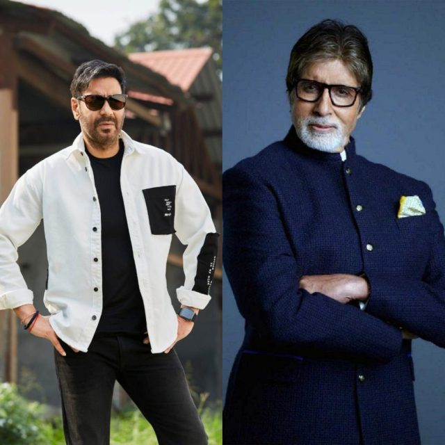 Ajay Devgn To Direct Amitabh Bachchan