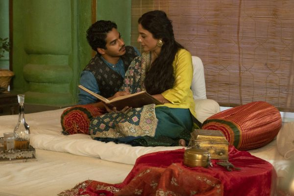 A Suitable Boy on Acorn TV_Ishaan Khatter as Maan, Tabu as Saeeda