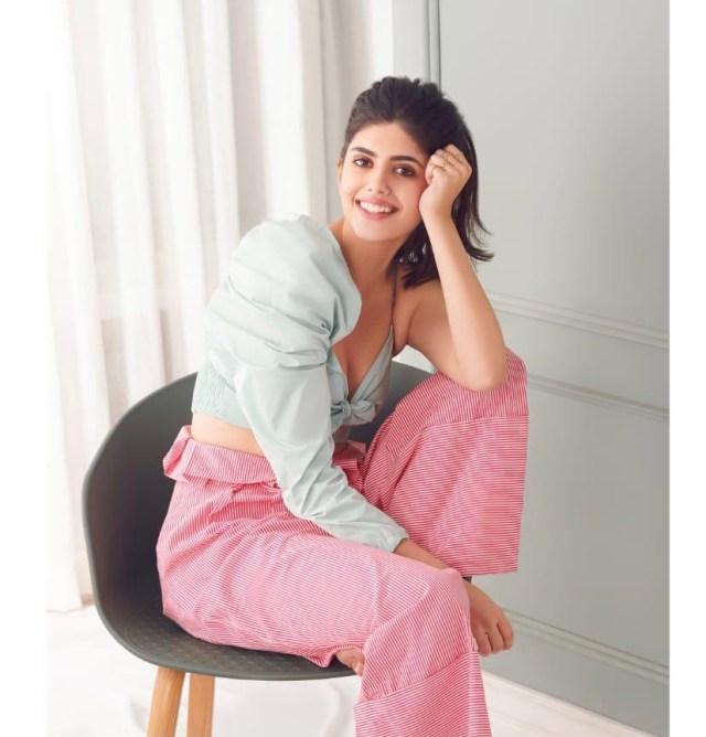Sanjana Sanghi To Star Opposite Aditya Roy Kapur In 'OM - The Battle Within'