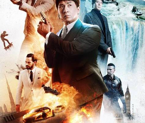 Jackie Chan's Newest Collaboration With Director Stanley Tong, Vanguard