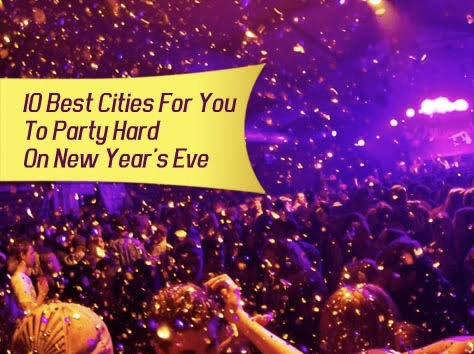 10 Best Cities to Celebrate New Year's Eve 2020