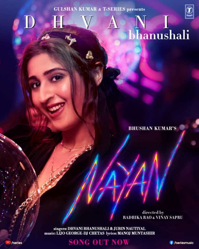Dhvani Bhanushali's Nayan Will Be This Year's Cutest College Romance Story