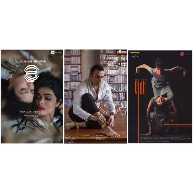 Watch acclaimed teleplays from across the border by Zee Theatre