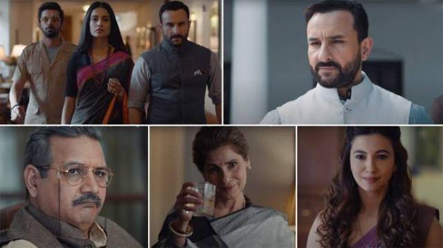 Tandav Teaser: Saif Ali Khan And Dimple Kapadia Promise Nail-Biting Political Thriller Series
