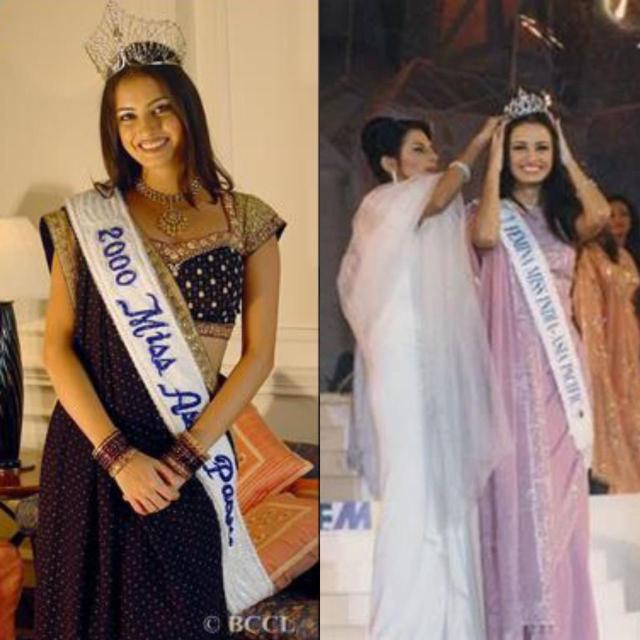 Dia Mirza On Her 2 Decades Of Miss Asia Pacific International Win