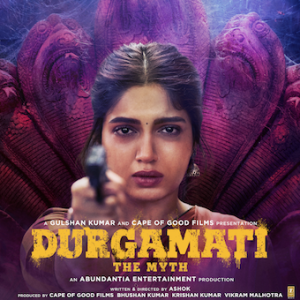 "Durgamati: "" It will help me to expand myself as an artiste, Says Bhumi Pednekar"