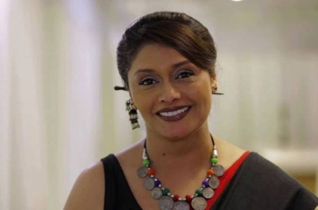 Pallavi Joshi: It's a great study in acting and I am learning so much from Anupam Kher and Mithun Chakraborty