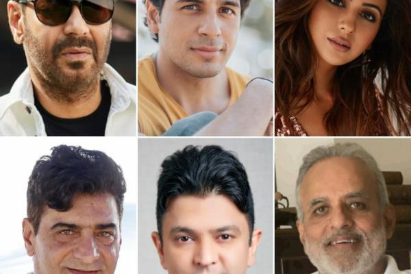 Ajay Devgn, Sidharth Malhotra & Rakul Preet Singh come together for Bhushan Kumar, Indra Kumar & Ashok Thakeria's Thank God