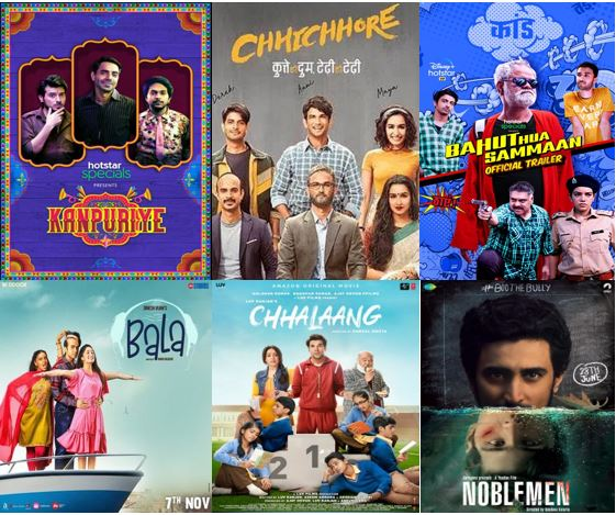 On National Youth Day, an overview of some of the most popular youth-centric films