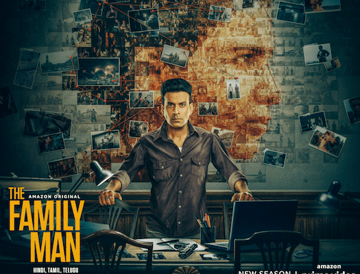 Here's Presenting The Thrilling Teaser For The Family Man