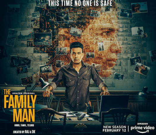 Amazon Prime Original The Family Man To Launch On THIS Date
