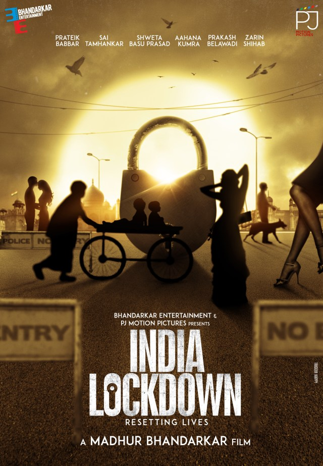 Madhur Bhandarkar locks cast for India Lockdown