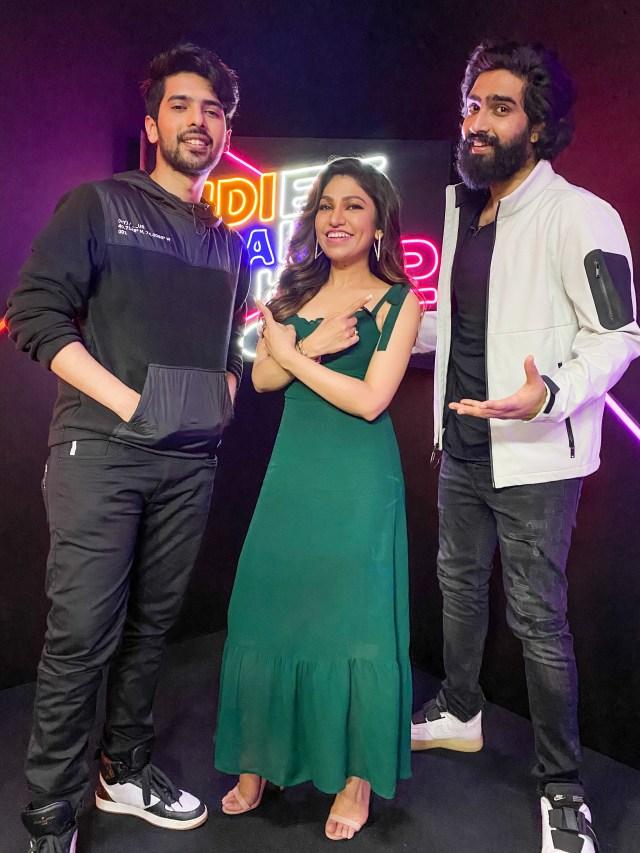 Tulsi Kumar spills the bean with Amaal Malik & Armaan Mallik in her show Indie Hain Hum: Season 2