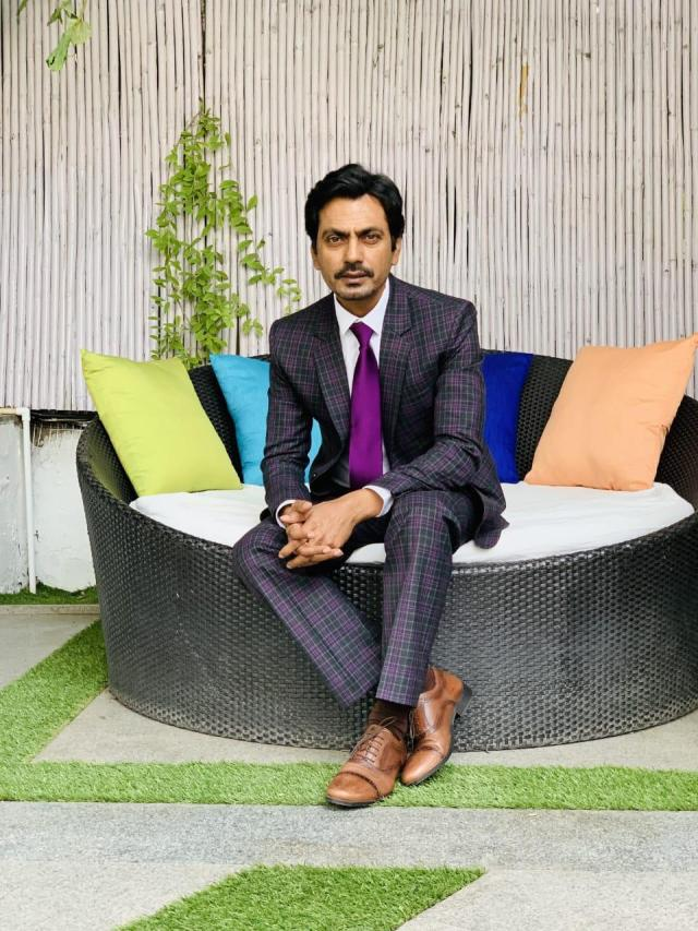 Nawazuddin Siddiqui on shooting in London for 'Sangeen' says 'It's not easy but the show must go on!'
