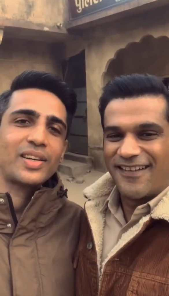 Sohum Shah takes social media tips from his 'Fallen