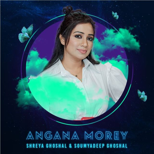 Shreya Ghoshal releases a soulful, post-pandemic single, 'Angana Morey'