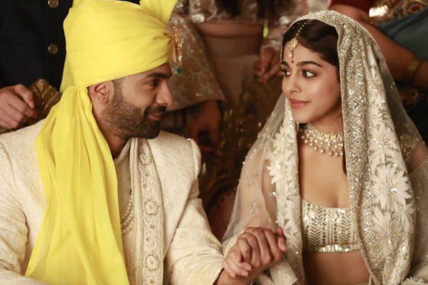 Taha Shah Badussha and Alaya Furniturewala Tie The Knot With a Magical Wedding